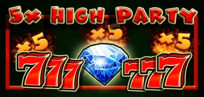 5x HIGH PARTY
