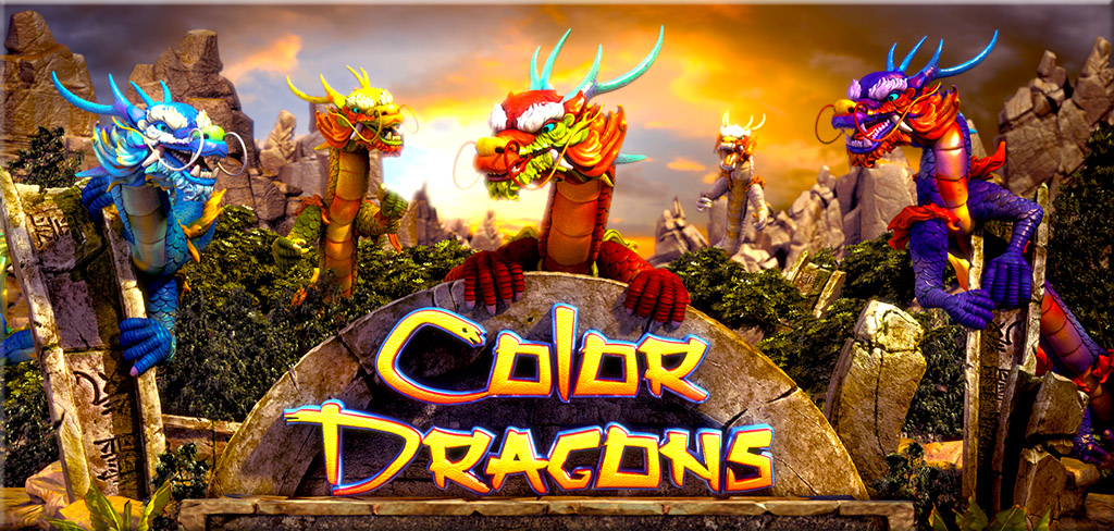 COLOR DRAGONS
