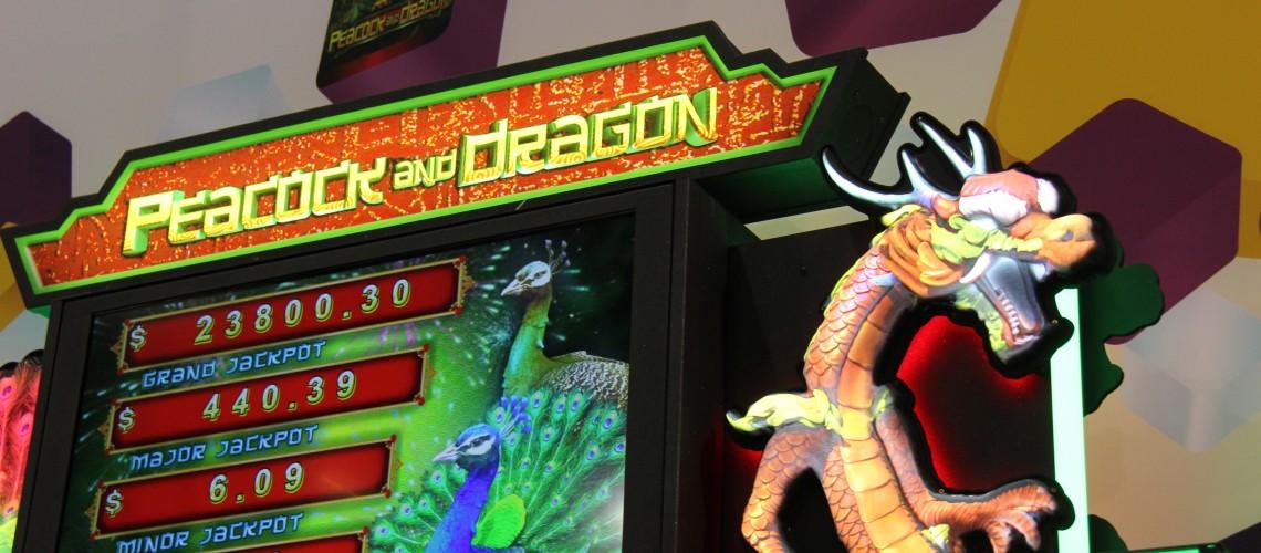 Alto Gaming at G2E 2016, Las Vegas