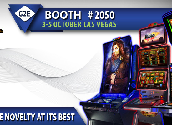 Alto Gaming presents bundle of games and new slots at G2E 2017
